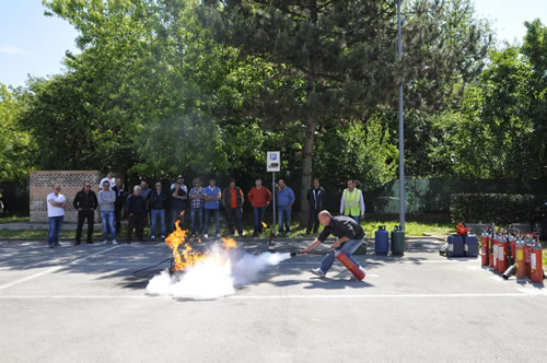 IIPLE fire prevention courses
